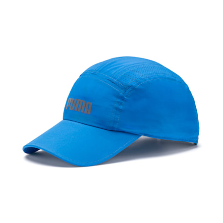 Performance Running Cap, Bonnie Blue, small-IND