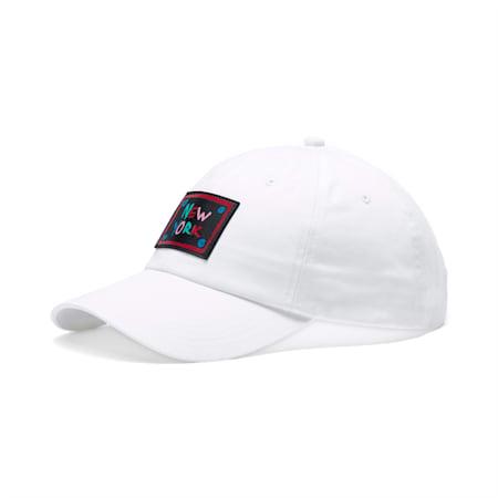 PUMA x BRADLEY THEODORE CAP, Puma White, small-JPN