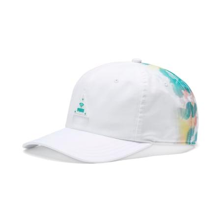 PUMA x DIAMOND SUPPLY CO. Baseball Cap, Puma White-AOP, small