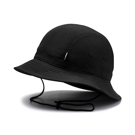 ARCHIVE Bucket Hat, Puma Black, small-IND