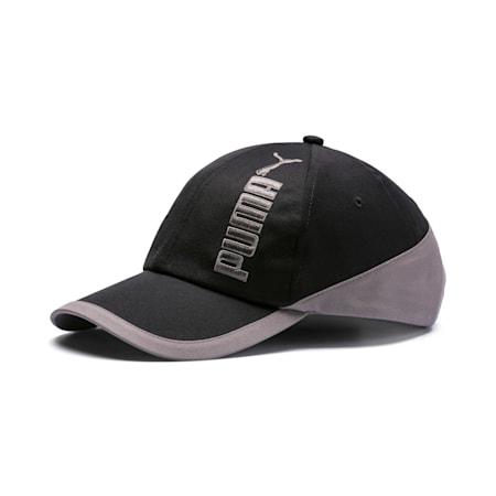 Premium Archive Cap, Puma Black-Charcoal Gray, small-SEA