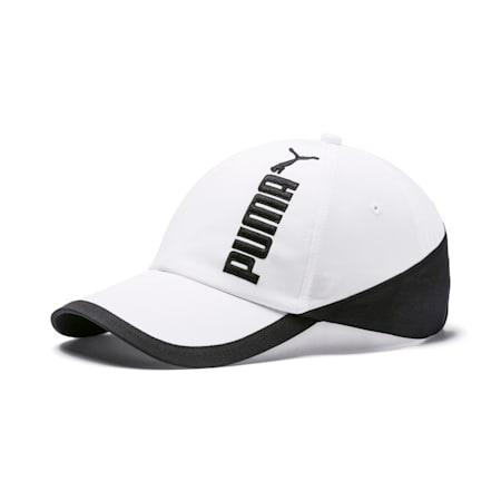 Premium Archive Cap, Puma White-Puma Black, small-SEA