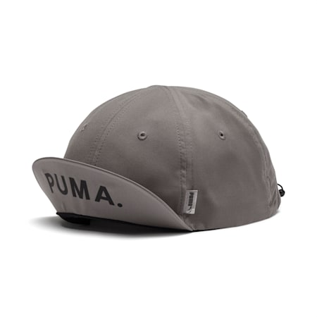 Epoch Low Curve Cap, Charcoal Gray-Puma Black, small