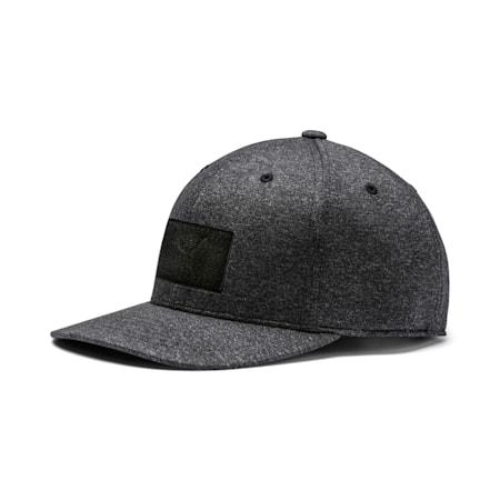 Męska golfowa czapka z daszkiem Utility Patch 110, Puma Black, small