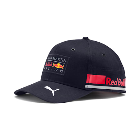 レッドブル ASTON MARTIN RED BULL RACING レプリカ チーム キャップ, NIGHT SKY-Chinese Red, small-JPN