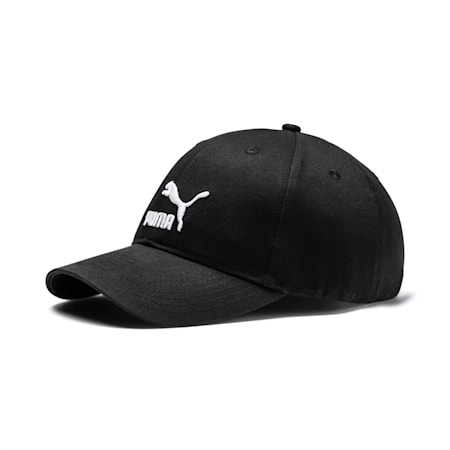 Archive Logo Baseball Cap, Puma Black, small-SEA