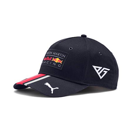 Aston Martin x Red Bull Racing Replica Gasly Baseball Cap, NIGHT SKY-Chinese Red, small