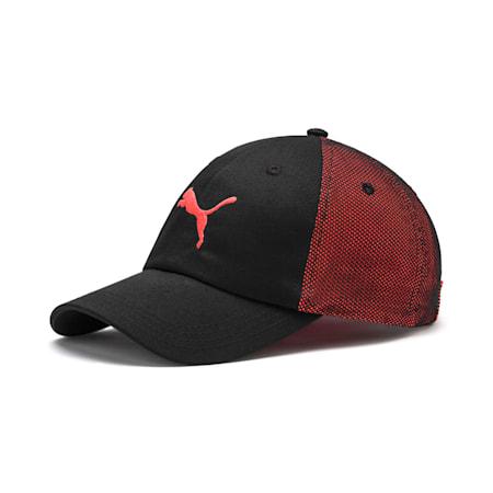 ftblNXT Cap, Puma Black-Nrgy Red, small