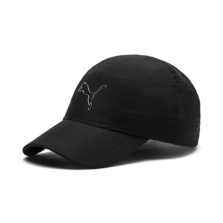 Women's Style Cap, Puma Black, small-SEA
