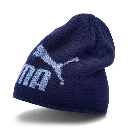 Essential Beanie, Peacoat-NO 1, small-IND