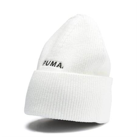Gorro de lana Hybrid Fit Trend, Puma White, pequeño