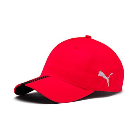 LIGA Cap, Puma Red-Puma Black, small