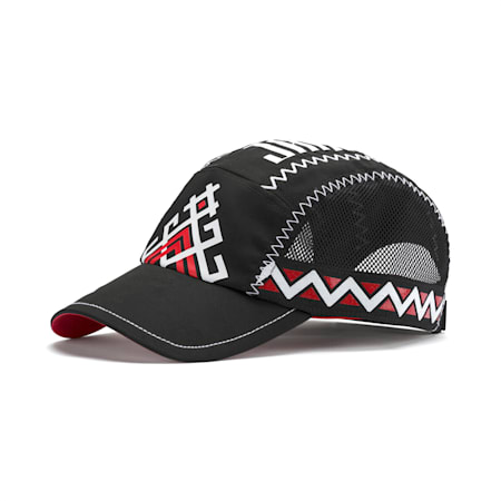 PUMA x JAHNKOY Cap, Puma Black, small-SEA