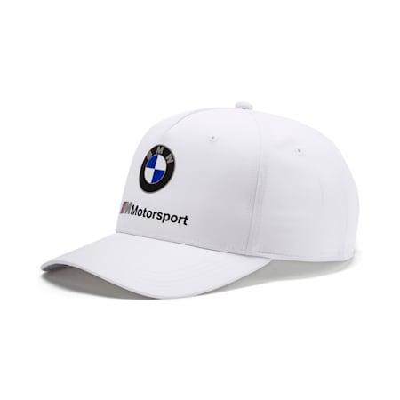 BMW M Motorsport Cap, Puma White, small