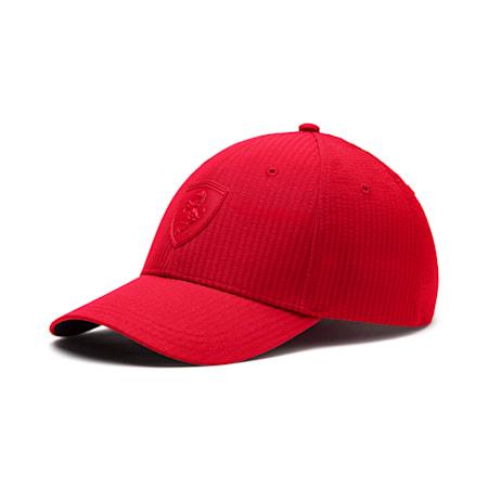 Ferrari Lifestyle Baseball Cap, Rosso Corsa, small