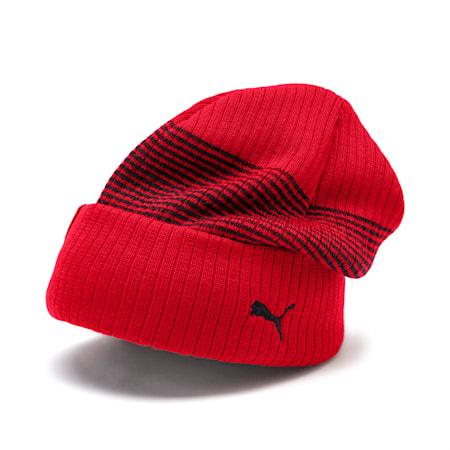 Gorro de lana Scuderia Ferrari para fanáticos, Rosso Corsa, pequeño