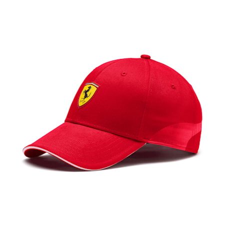 Casquette Fanwear Ferrari, Rosso Corsa, small