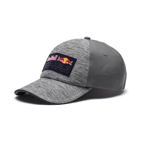 Red Bull Racing Lifestyle Baseball Cap, Smoked Pearl, small-IND