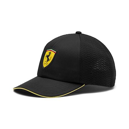 Ferrari Fanwear Kids' Baseball Cap, Puma Black, small-IND