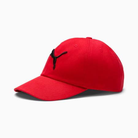 Essentials Unisex Cap, High Risk Red-Big Cat, small-IND