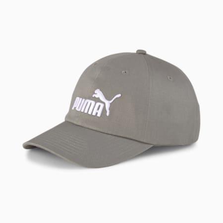 Essentials Unisex Cap, Ultra Gray-NO 1, small-IND