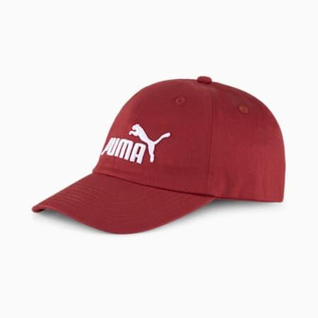 Essentials Cap, Intense Red-No 1, small