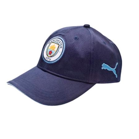 Man City Team Cap, Peacoat-Team Light Blue, small-GBR