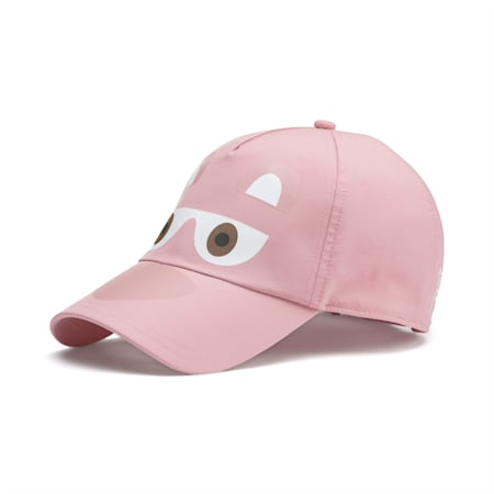 Monster Kids' Baseball Cap, Bridal Rose, small-IND