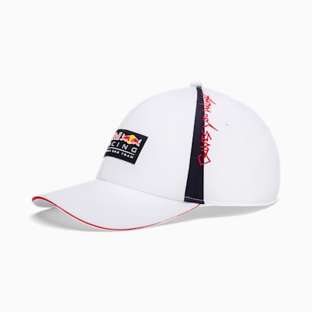 Red Bull Racing Baseball Cap, Puma White, small