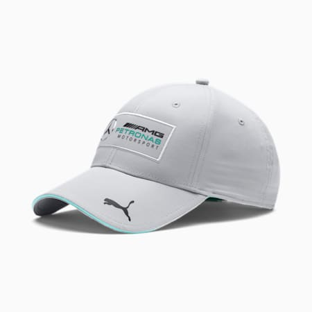 MAPM Silver Arrows BB Cap, Mercedes Team Silver, small-IND