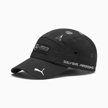 Mercedes AMG Petronas Lifestyle Cap, Puma Black, small