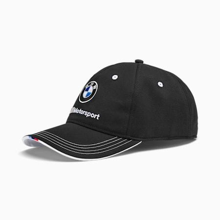 Bejsbolówka BMW M Motorsport, Puma Black, small