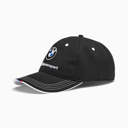 BMW M Motorsport Baseball Cap, Puma Black, small-SEA