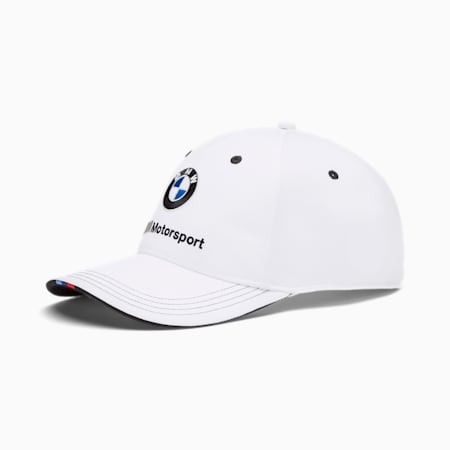 BMW M Motorsport Baseballcap, Puma White, small