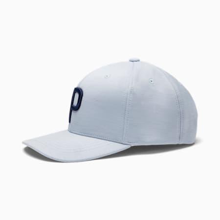 P Snapback Men's Golf Cap, Quarry, small