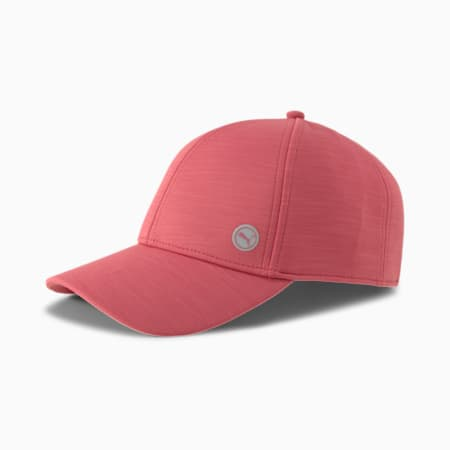 Women's Golf Cap, Rose Wine, small-SEA