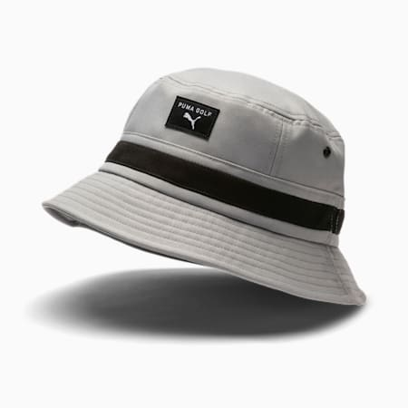 Williams Men's Golf Bucket Hat, Quarry, small-SEA