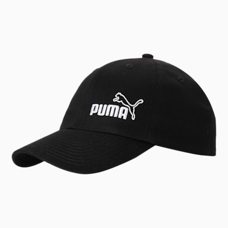 Essentials Unisex Cap II, Puma Black-No 1, small-IND