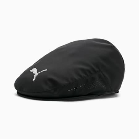 Gorra de golf Tour para hombre, Puma Black, pequeño