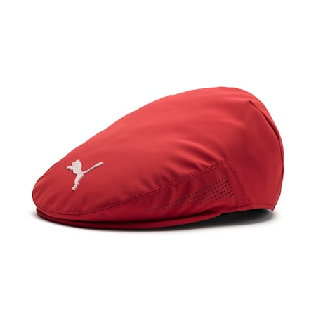 Tour Men's Driver Cap, High Risk Red, small