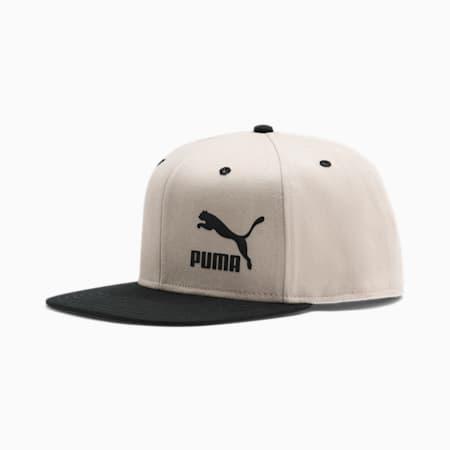 Classics ColourBlock Cap, Tapioca-Puma Black, small