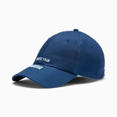 Classics Archive Revive Baseball Cap, Dark Denim, small-SEA