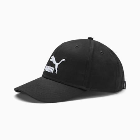 Archive Logo Baseball Cap, Puma Black, small-GBR