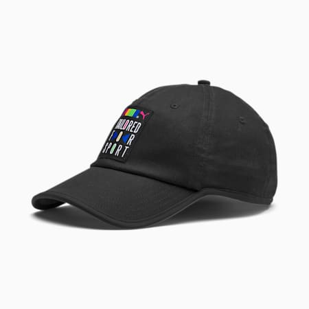 Tailored for Sport Baseballcap, Puma Black, small