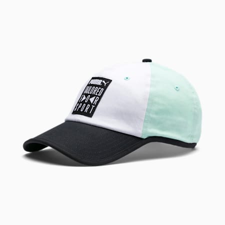 Tailored for Sport Baseballcap, Puma White-Mist Green, small