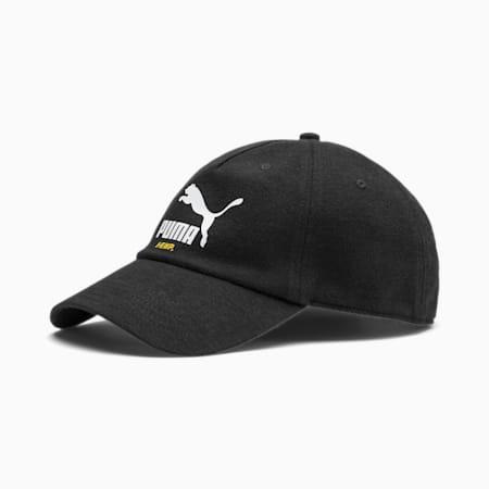 Classics Hemp Baseball Cap, Puma Black, small