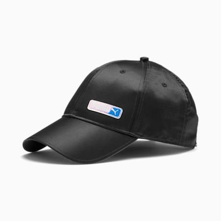 Iridescent Women's Baseball Cap, Puma Black, small-IND