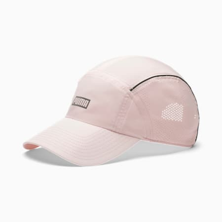 Performance Running Cap, Rosewater, small