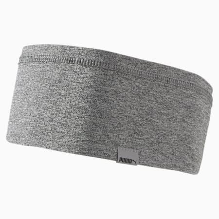 Light Running Headband, Medium Gray Heather, small-SEA