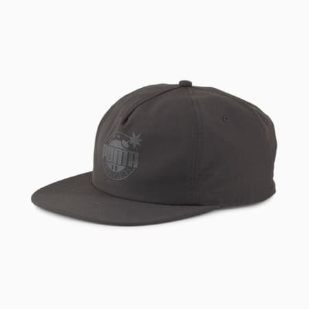 PUMA x THE HUNDREDS Cap, Puma Black, small-SEA
